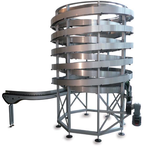 спиральные транспортеры от производителя
