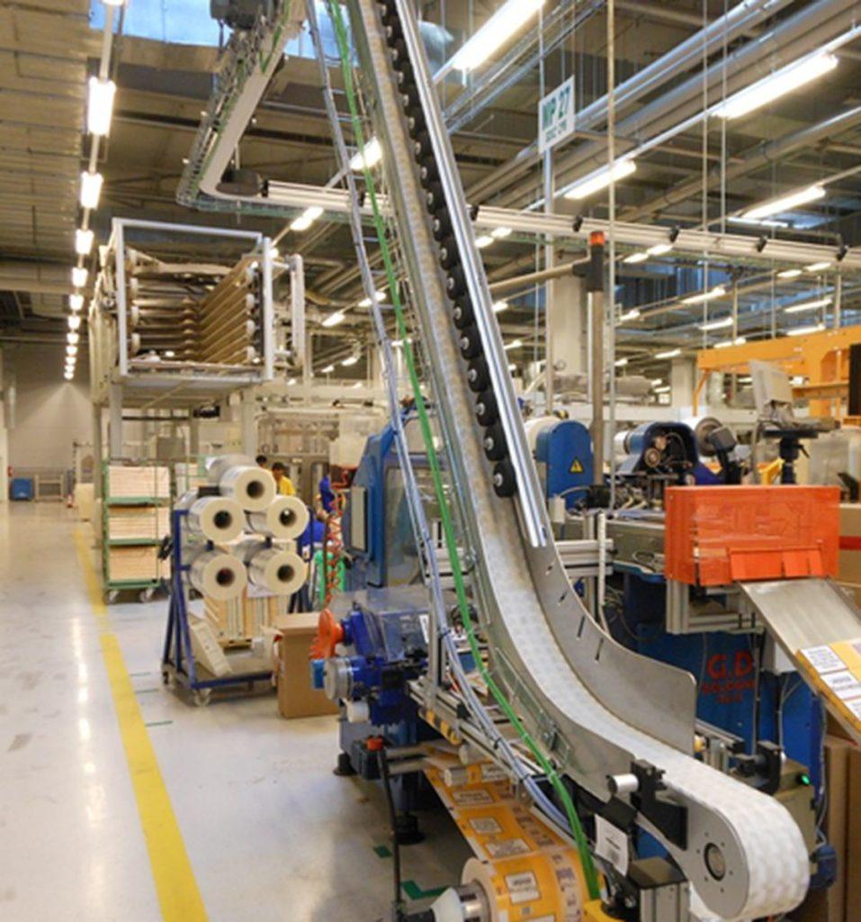 лента для конвейера производство