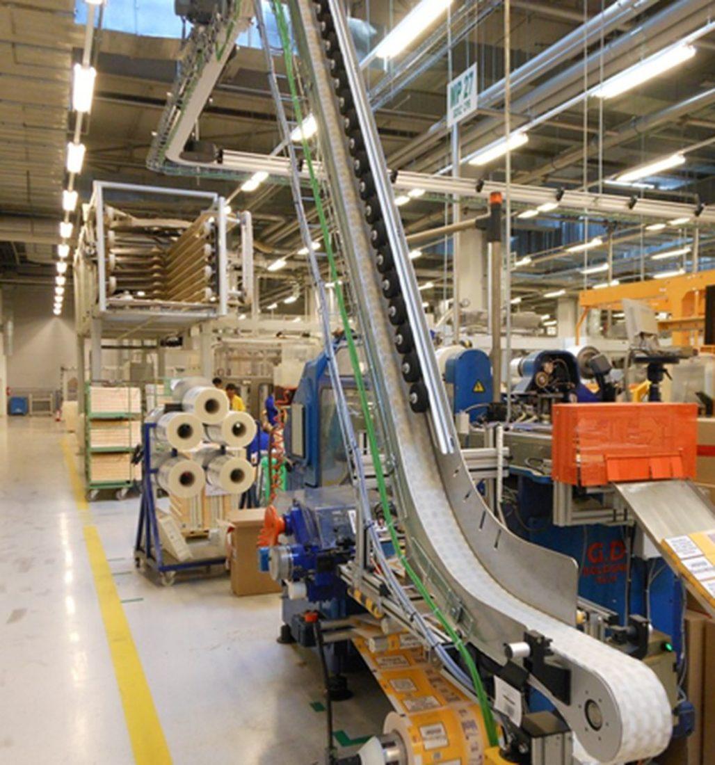 Ленточный конвейер от производителя