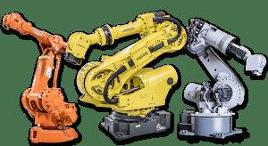 Промышленные роботы от производителя